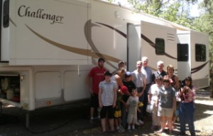 Keystone RV Slide Out Camper